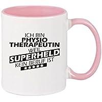 weil Superheld kein Beruf ist Kaffeepott Ich bin Rentnerin