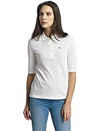 48f26769077 Lacoste pf5381 Femmes Polo Manches Courtes