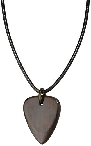 "Timber Tones TTNLEBONY\""Necklace/Halskette African Ebony\"", Luxus Plektrum/Plektren"