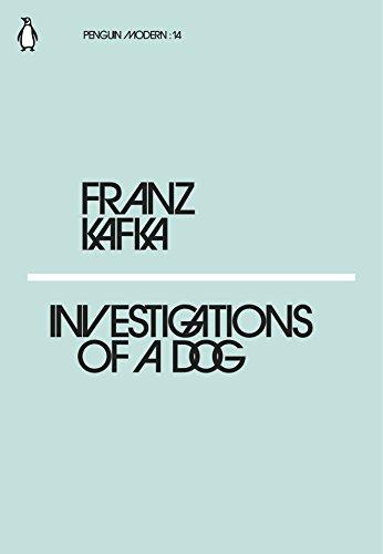 Investigations of a Dog (Penguin Modern)