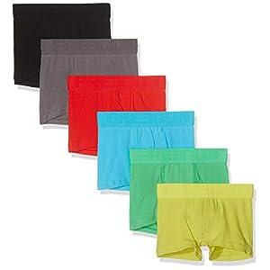 FREEGUN Boxer Pantis (Pack de 6) para Niños