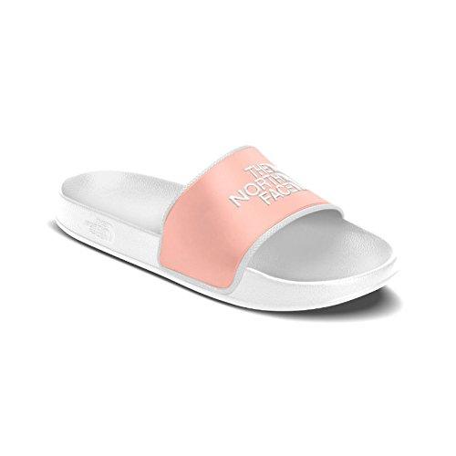 THE NORTH FACE Base Camp Slide II Slippers Women TNF White/Evening Sand Pink Schuhgröße US 10 | EU 41 2018 Sandalen -