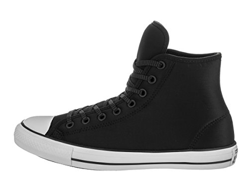 Converse All Star Hi, Montantes Mixte Adulte Black/White/Signal Red