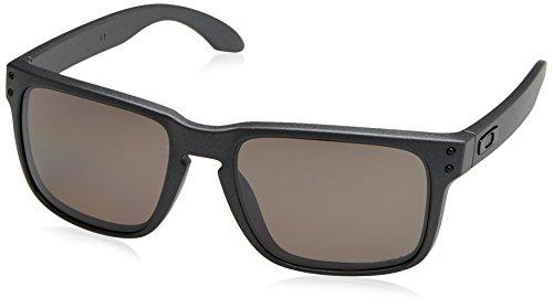 Interplas Herren 0OO9102 Sonnenbrille, Pink (Steel), 57