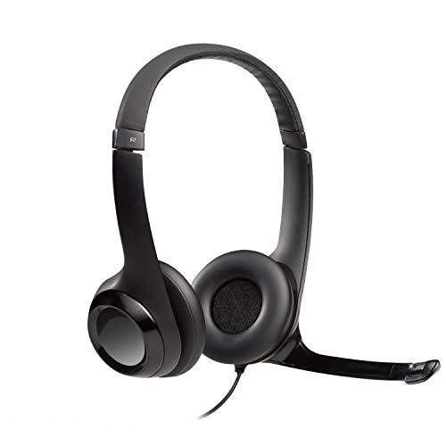 Logitech H390 USB Headset (Usb Headset H390 Logitech)
