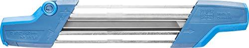 PFERD Kettensägeschärfgerät CHAIN SHARP CS-X, Feilen-ø 4,0 mm - Sägezahn und Tiefenbegrenzer in einem Arbeitsgang bearbeiten