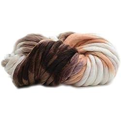 Hilo super grueso - lana islandesa - para Macramé