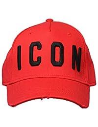 mieux prix de gros vente chaude pas cher Amazon.co.uk: DSquared - Baseball Caps / Hats & Caps: Clothing