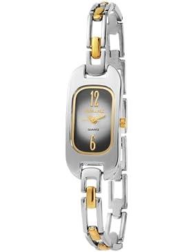 Excellanc Damen-Armbanduhr XS Analog Quarz verschiedene Materialien 180011000326