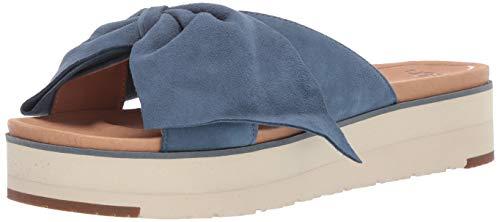 UGG Damenschuhe - Pantoletten Joan II - Dessert Blue, Größe:41 EU