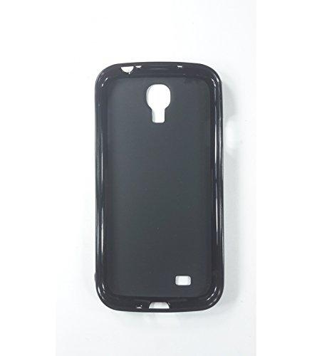 Funda de gel TPU carcasa protectora silicona para Samsung Galaxy S4 Negra