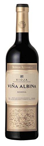Bodegas Riojanas - Vino viña albina reserva 75cl, 13.5º