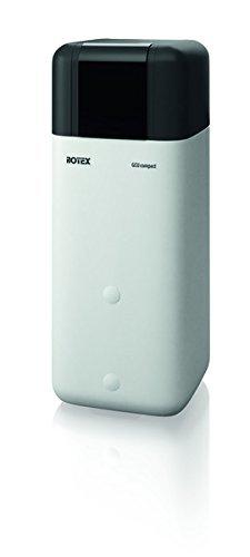 Rotex Brennwert Gasheizkessel GCU compact 533 Biv 33 Kw inkl. Speicher