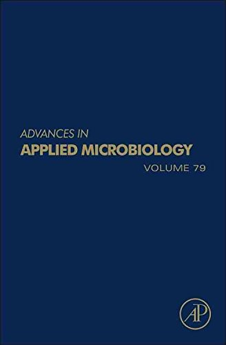 [(Advances in Applied Microbiology: Vol. 79)] [Series edited by Allen I. Laskin ] published on (July, 2012)
