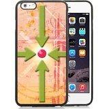 BALAQUINN - Coque Iphone 6 Plus Cas,arrow aim point drawing TPU Cas Pour Coque Iphone 6/6S Plus [5.5] BA76376 M8X6YV