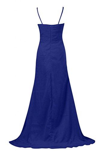 Sunvary moderna Spaghetti spalline abito da sera, abiti da sera Royal Blue