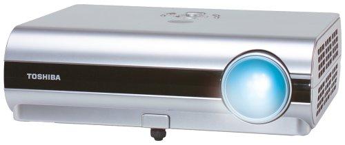 Toshiba S20 DLP Heimkino-Projektor (1400 ANSI Lumen, Kontrast 2000:1) (Toshiba Projektor)