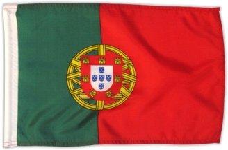 Fahne Flagge Portugal 30 x 45 cm