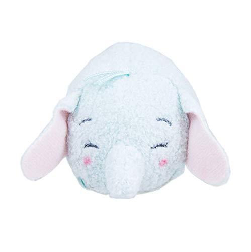 Tsum Tsum Disney Dumbo Pack de 5 Peluches 9 cm - Dumbo, Baby Dumbo, Clown Dumbo, Señora Jumbo, Timothy Mouse