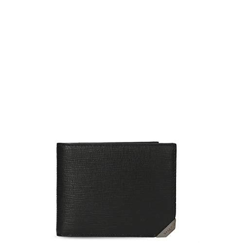 BALLY Luxury Fashion Herren 6221984BEVYEMC00 Schwarz Brieftaschen   Jahreszeit Outlet -