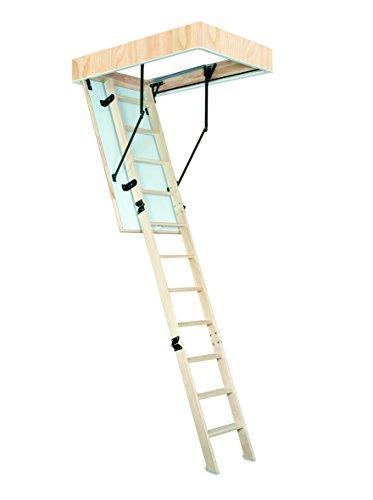 Skalar ROBIN WOOD 120-70 - Escalera de techo de madera (120x70 cm)