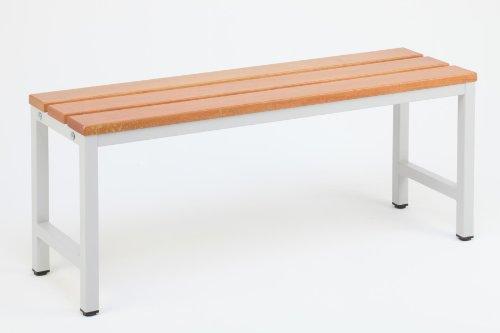 Sitzbank für Umkleideräume 100x30 cm, Marke: Szagato (Umkleidesitzbank, Umkleidebank, Garderobenbank, Bank)