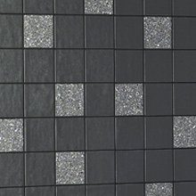 Holden Decor Tiling on a Roll Kitchen & Bathroom Heavy Weight Vinyl Wallpaper Granite Black 89130 produced by Holden Decor - quick delivery from UK.
