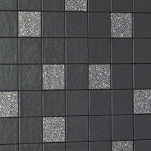 Holden Decor Tiling on a Roll Kitchen & Bathroom Heavy Weight Vinyl Wallpaper Granite Black 89130 - cheap UK light shop.