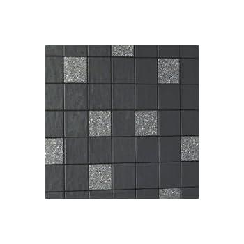 bathroom tiles wallpaper. Holden Decor Tiling On A Roll Kitchen \u0026 Bathroom Heavy Weight Vinyl Wallpaper Granite Black 89130 Tiles
