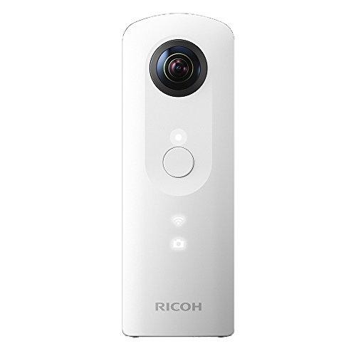 RICOH デジタルカメラ RICOH THETA SC (ホワイト) 360°全天球イメージ撮影デバイス 910740