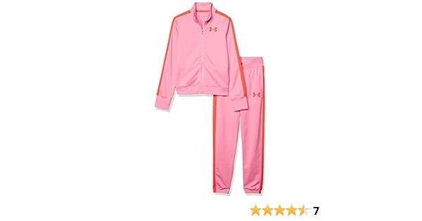 Under Armour M/ädchen Em Knit Track Suit Trainingsanzug