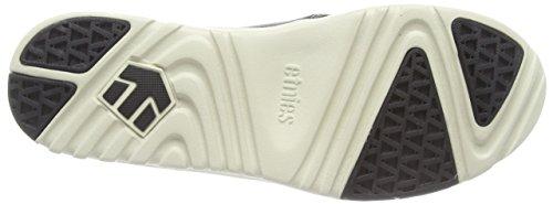 Etnies Scout, Chaussures de skateboard homme Noir (black/tan)