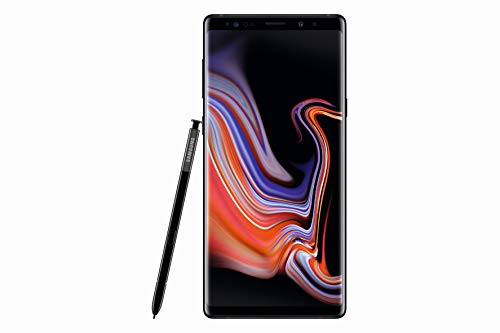 Samsung Galaxy Note 9 (128GB, Dual SIM, Midnight Black) - Deutsche Version