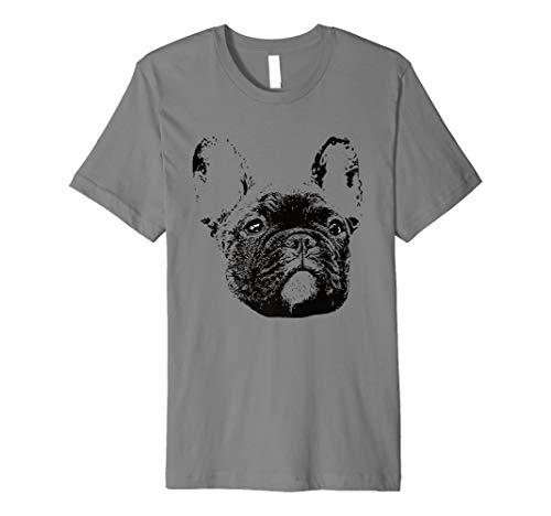 Frenchie T-Shirt Französische Bulldogge Weihnachts Geschenk - Bulldogge T-shirt Tee