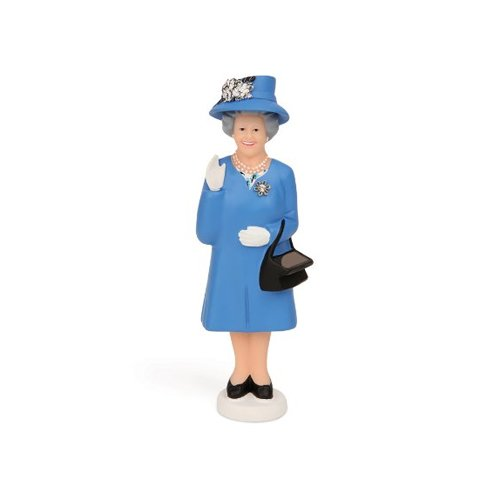 kikkerland-polyresin-derby-edition-solar-queen-with-blue-hat