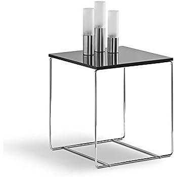 cultm bel beistelltisch schwarz hochglanz k che haushalt. Black Bedroom Furniture Sets. Home Design Ideas