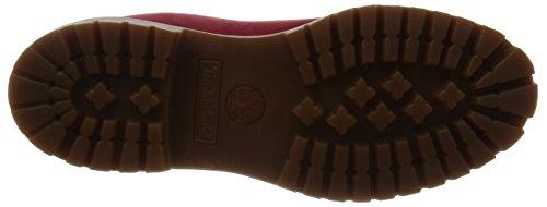 Timberland 6 Inch Premium FTB_10001 Herren Stiefel Rot