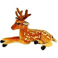 REVIVE Deer Animal Soft Toy for Kids | Animal Stuffed Toy for Children, Kids, Boys, Girls, Birthday Gift, Return Gift…