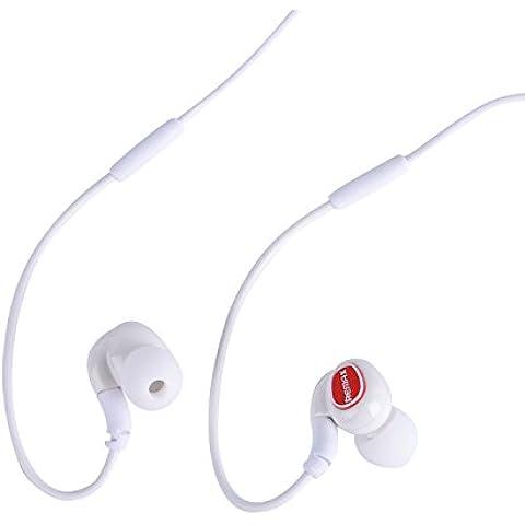 Remax S1 Pro Auricolari sportivo, Bluetooth Auricolari In-Ear Fare sport con microfono per iPhone 6, 6s, 6 Plus, 5S , iPad 2 3 iPad Mini,Samsung Galaxy S7 S6 edge S5 S4, Nexus, HTC, Motorola, PC Laptop, altri telefoni e tablet & MP3 / MP4
