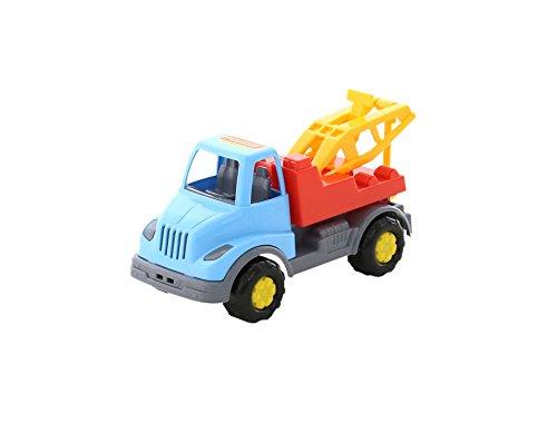 Polesie 52872Leon Tow Truck - Tow Diecast Truck