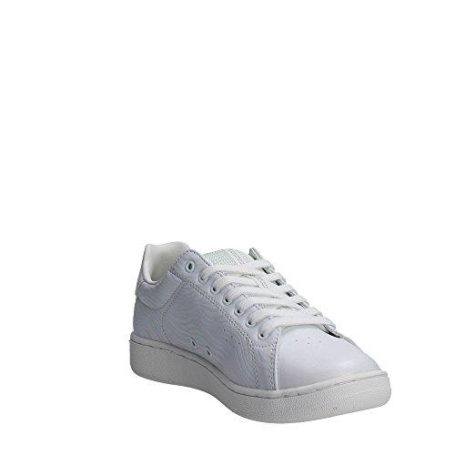 Lotto Damen 1973 V Prt W Sneakers Blanc