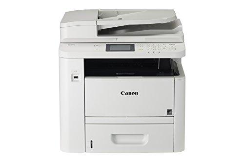 Canon i-sensys mf418x stampante laser monocromatica multifunzione, bianco