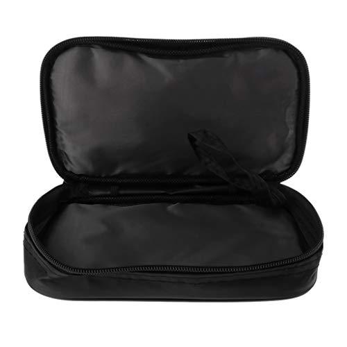 Exing Multímetro Negro Colth Bag 20* 12* 4cm UT Durable Waterproof Shockproof Soft Case