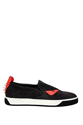 slippers-fendi-men-suede-black-and-red-7e09042vbf040m-black-10uk