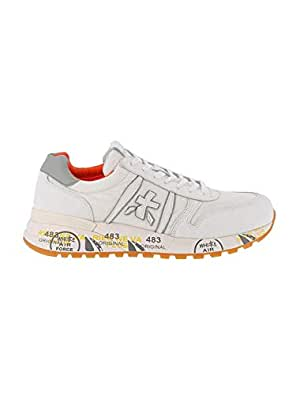 Premiata Herren Sneaker Lander 3755 weiß 660199 | eBay