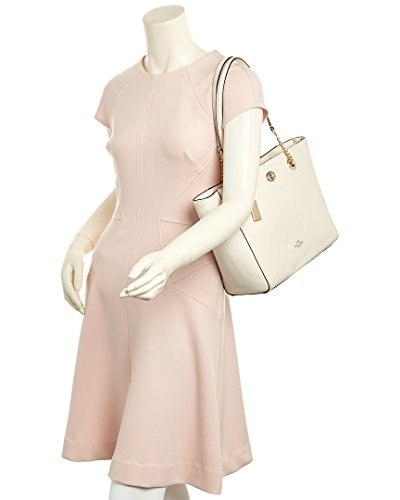 Coach, Borsa a spalla donna Light Gold/Chalk
