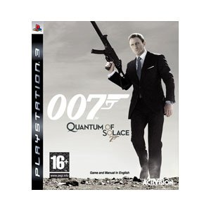 007: Quantum Of Solace (Sony PS3) [Import UK]
