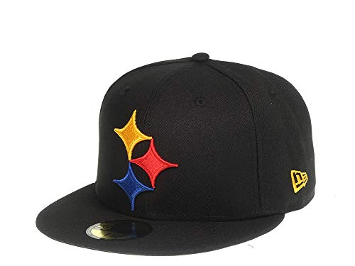 New Era Pittsburgh Steelers Elements Edition 59Fifty Fitted Cap - NFL Kappe (734)