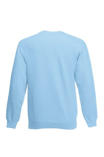 Set-In Sweatshirt XL,Sky Blue - 2