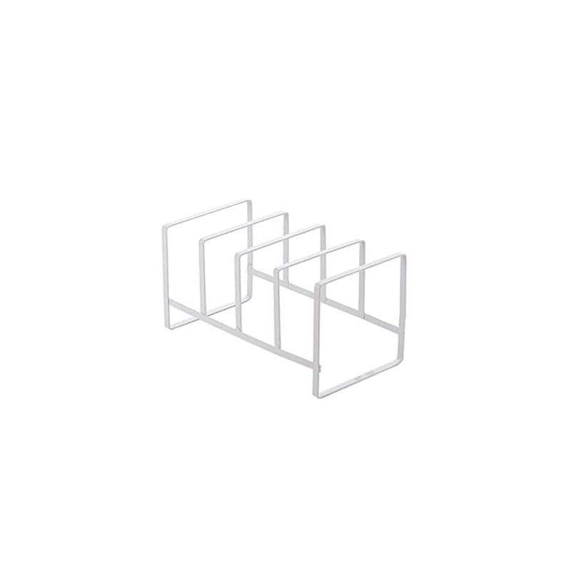 Abtropfgestell Mit 4 Etagen Fr Pfannen Tpfe Schrank Und Speisekammer Aus Metall